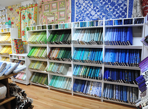Fabric Department