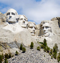 Mount Rushmore, South Dekota