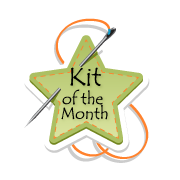 Kit of the Month from HeartSong Quilts