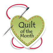 Quilt of the Month from HeartSong Quilts